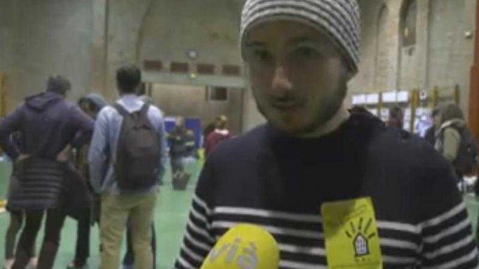 Toulouse. du gymnase Saint Sernin, 22 familles dans l'attente d'une solution de logement