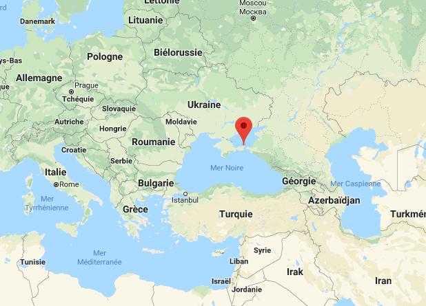 """L'Ukraine dénonce """"l'acte fou et prémédité de la Russie"""" dans le détroit de Kerch"""