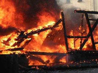 la Gare de Figeac détruite par un incendie, le trafic SNCF très perturbé dans le Lot