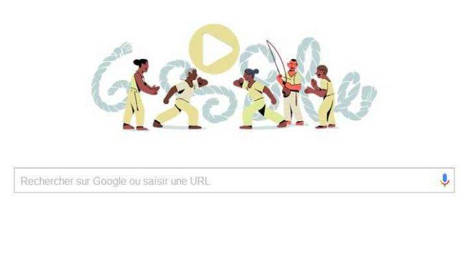 qui est Mestre Bimba célébré par Google