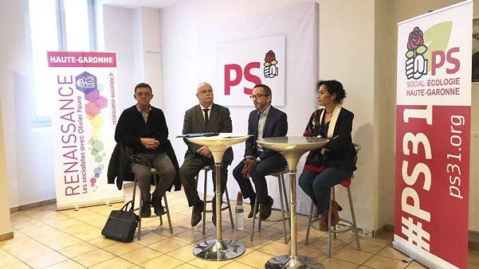 à Toulouse, les socialistes réclament le rétablissement de l'ISF