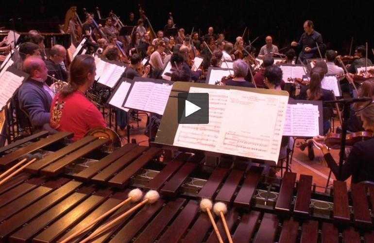 L'Orchestre du Capitole de Toulouse joue Star Wars