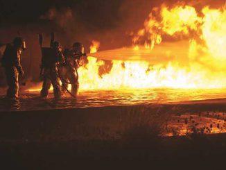 Les pompiers sont de plus en plus la cible d'agressions