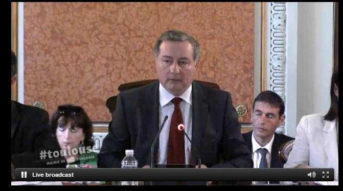 Pourquoi les élus de gauche ont quitté le conseil municipal de Toulouse