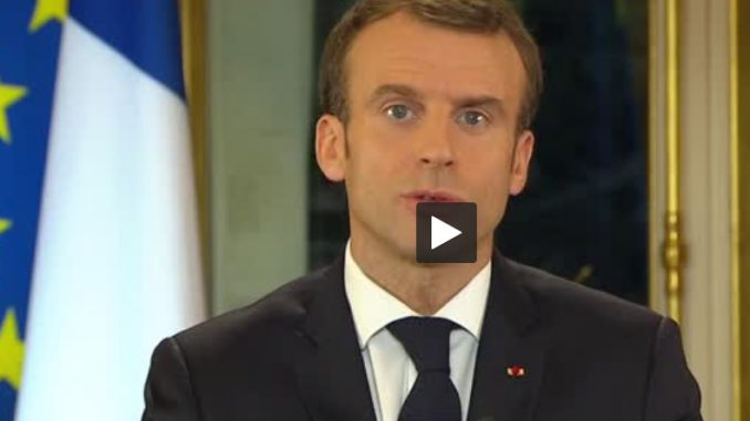 Suffisant Insuffisant re regardez l'annonce de Macron lundi soir
