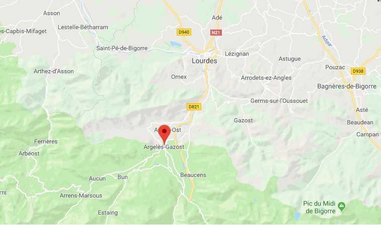 Tremblement de terre dans les Pyrénées ce lundi matin