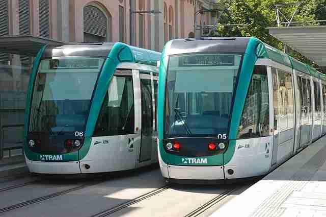 Transports perturbés à Toulouse, le Tram interrompu