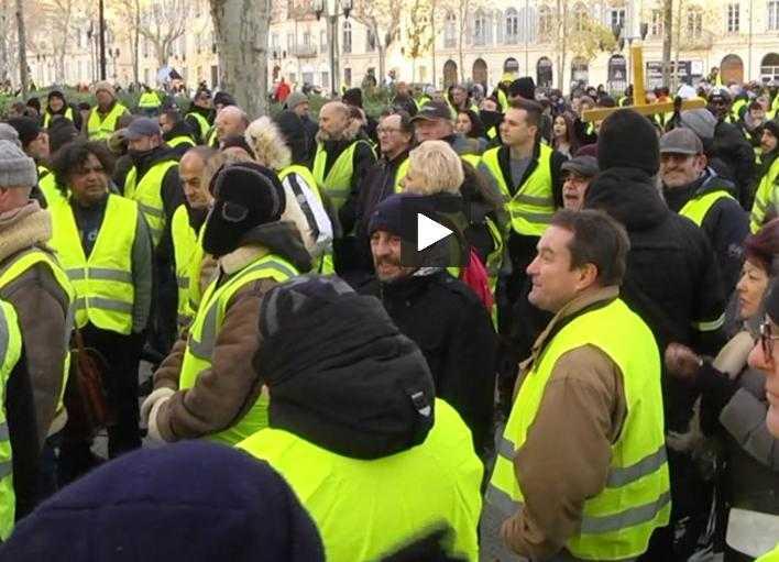 Acte9 des Gilets Jaunes, ce qui se prépare à Toulouse