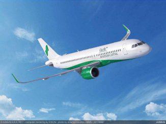 Airbus enregistre une nouvelle commande évaluée à 7 milliards de dollars