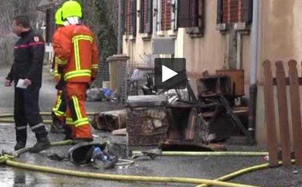 Albi. une bouteille de gaz explose et dévaste une maison