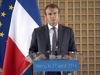 Emmanuel Macron a lancé le Grand débat national