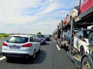 Macron à Toulouse, circulation compliquée