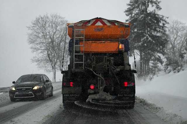 Neige, tempête Gabriel, la France en alerte météo