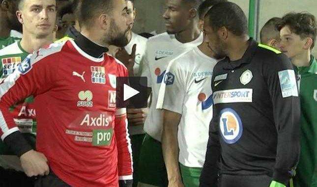 Sète Lille, Toulouse Reims en coupe de France