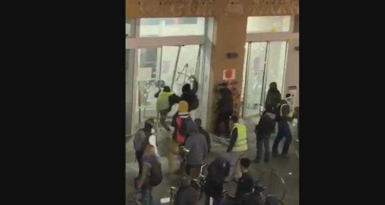 Violences en marge des manifs de Gilets Jaunes à Toulouse, casse tête pour les autorités