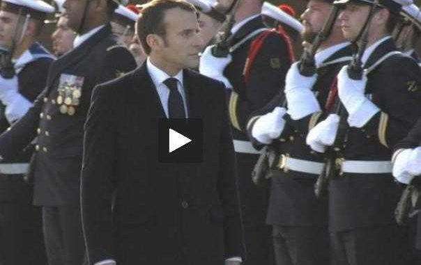 Voeux de Macron aux armées, ce qu'il a dit à Toulouse