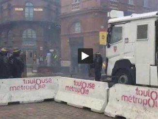 vers une semaine de blocage de Toulouse par les gilets jaunes