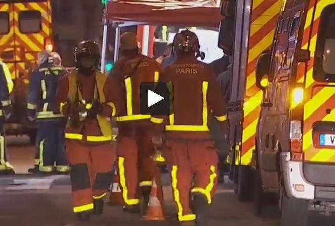 8 morts dans un incendie à Paris