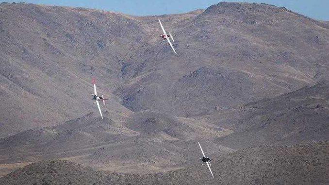 Airbus s'implique dans Air Race, course aérienne électrique