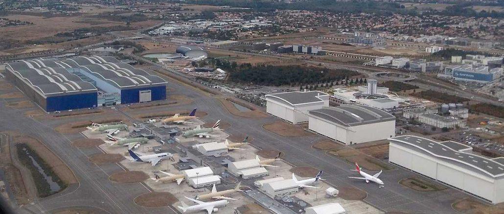 Arrêt de l'A380 incertitudes sur les 3500 postes