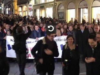 Forte mobilisation contre l'antisémitisme à Toulouse