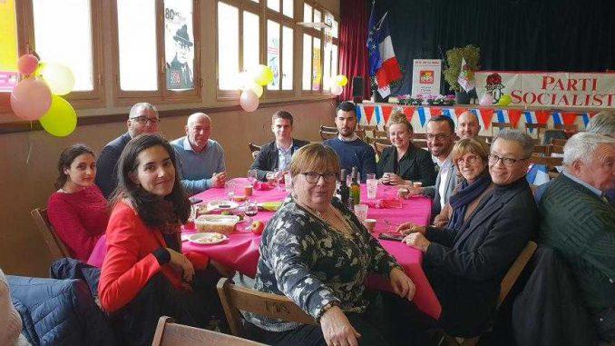 Garbure et politique à la fête de la Rose du PS des Hautes Pyrénées