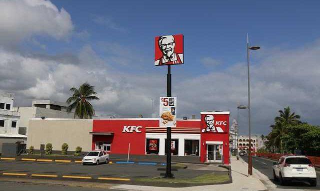 KFC ouvre un nouveau restaurant à Toulouse Purpan