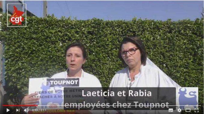 Les 76 salariés de Toupnot Lourdes craignent pour leurs emplois