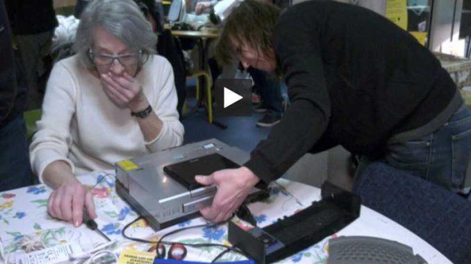 Toulouse café bricol réparer appareils ménagers