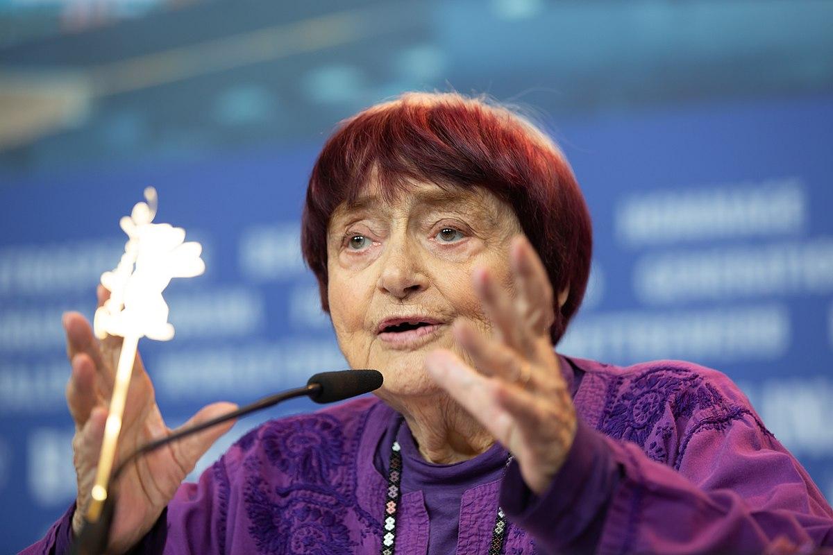 C'était Agnès Varda