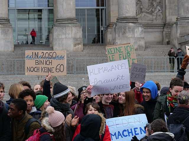 La marche pour le climat intéresse des milliers de Toulousains