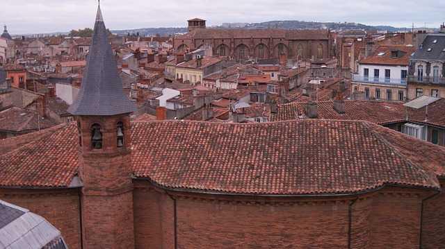 Météo Toulouse, soleil et chaleur puis pluie