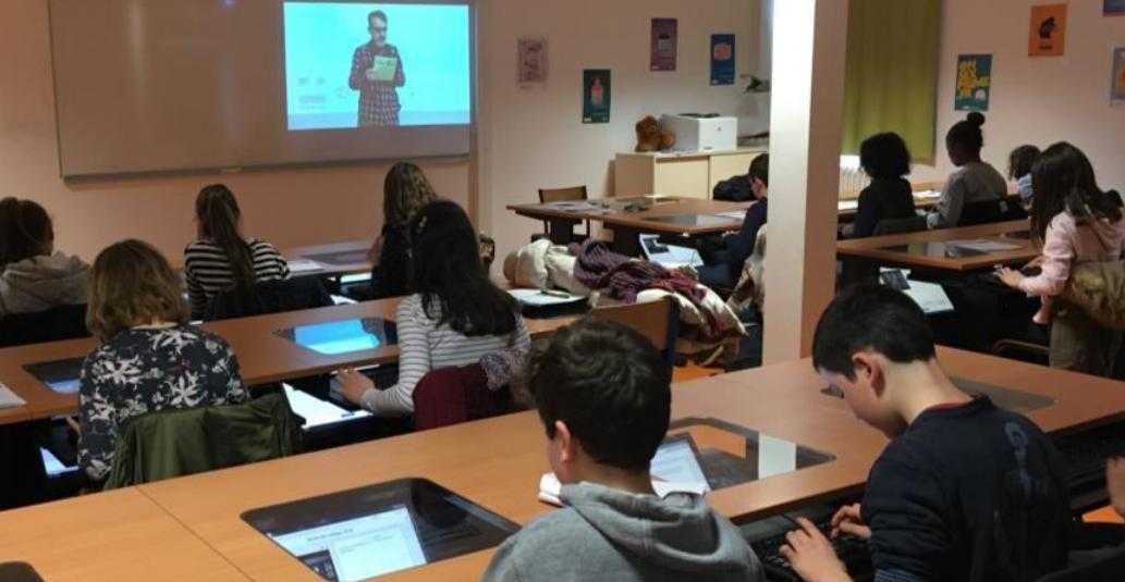 Tarn. les collégiens d'Alban vont participer à la dictée nationale