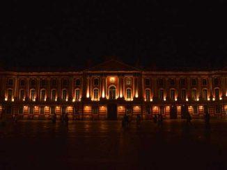 Toulouse avis partagés sur l'interdiction de manifester sur la place du Capitole