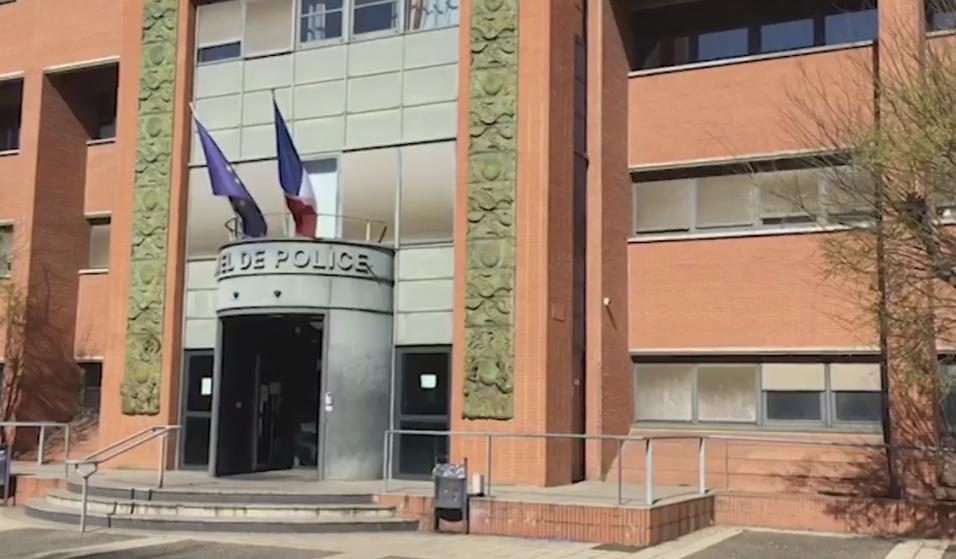 Un Gilet Jaune met le feu à une cellule du commissariat de Toulouse