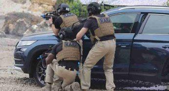 Lourdes. Le preneur d'otages arrêté par les policiers du Raid