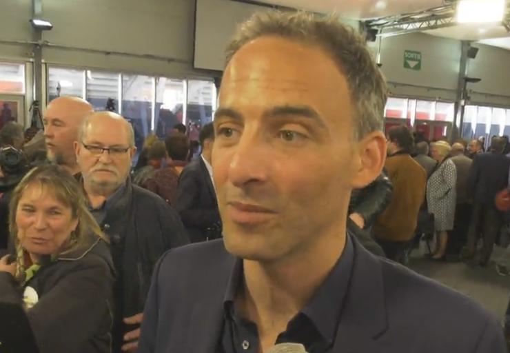 De Toulouse, à l'élection européenne, 50 jours pour Glucksmann et le PS