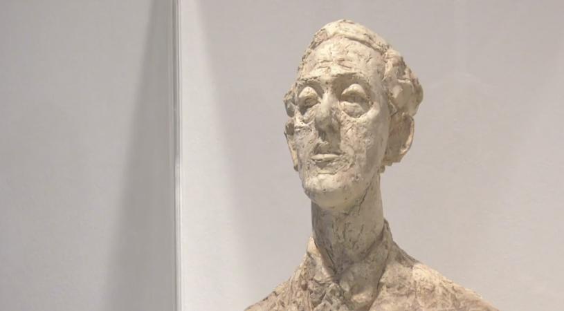 Expo Giacometti à Albi