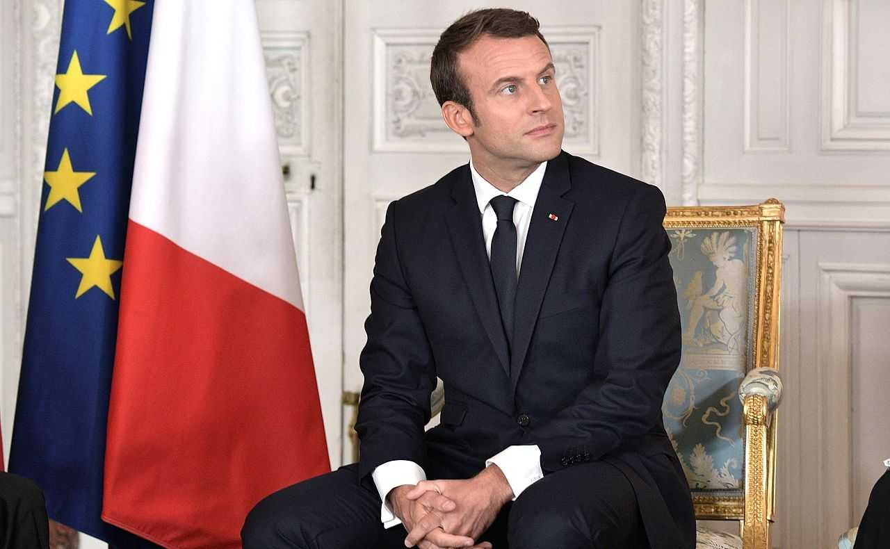 Macron Toulouse militaire spatial