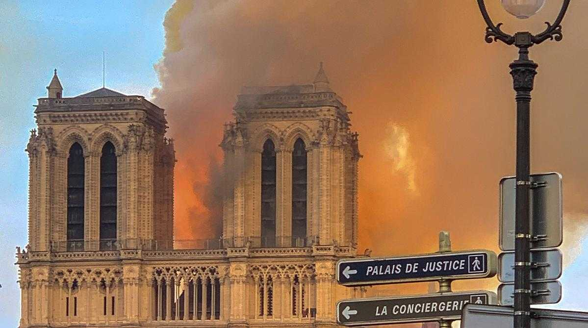 Notre Dame de Paris, émotion à Toulouse