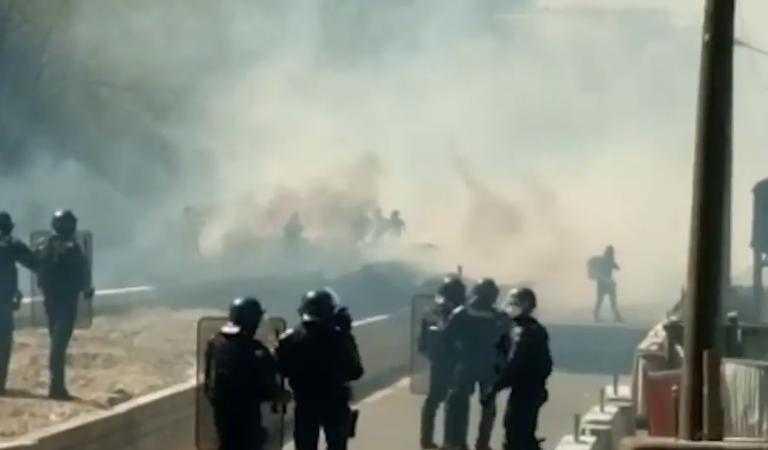 Une journée de manifestation à Toulouse 14 blessés, 37 arrestations, et de graves accusations