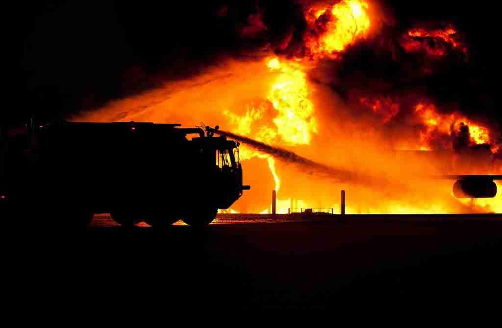 Montréjeau. Un hangar agricole détruit par un incendie