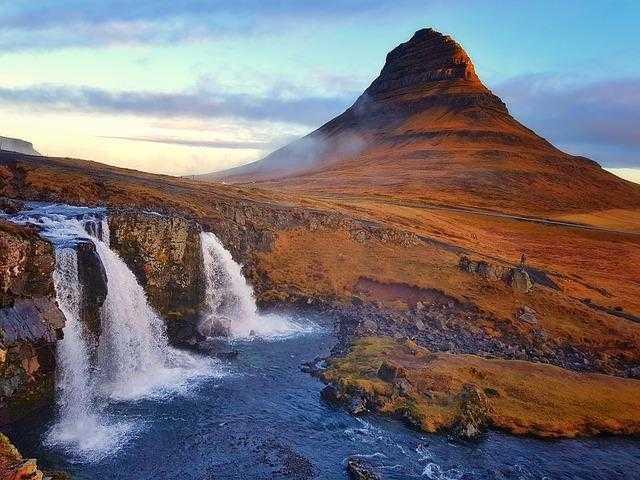 L Islande destination en vogue en Europe. Photo Pixabay
