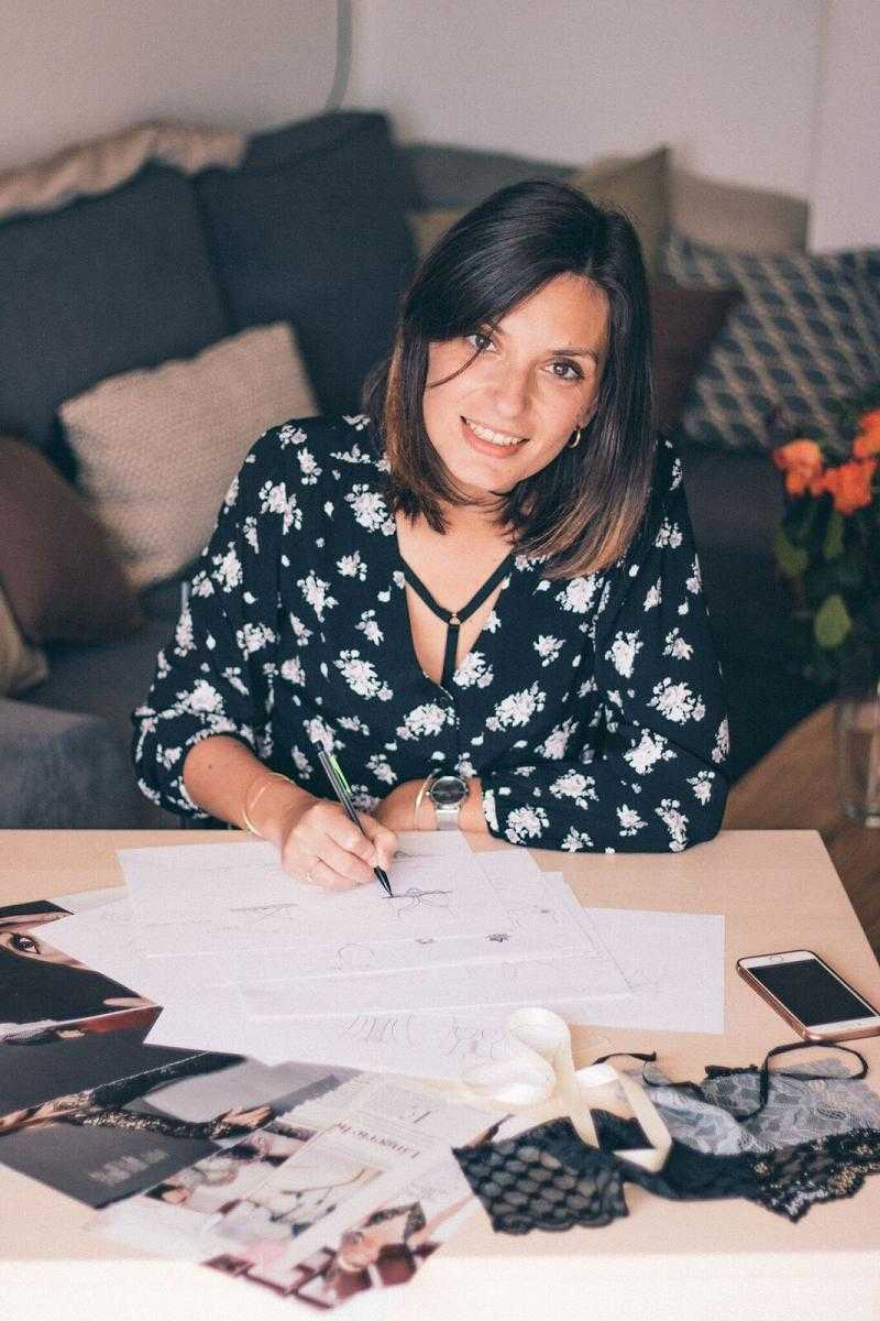 La toulousaine Laura Graule lance une marque de lingérie féminine (1)