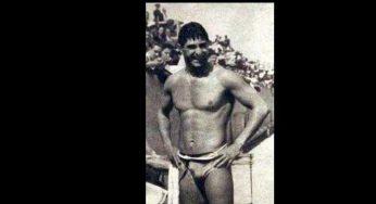 Pourquoi Alfred Nakache est entré au Panthéon mondial de la natation