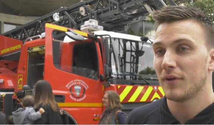 Toulouse, la caserne des pompiers ouvre ses portes pour la bonne cause
