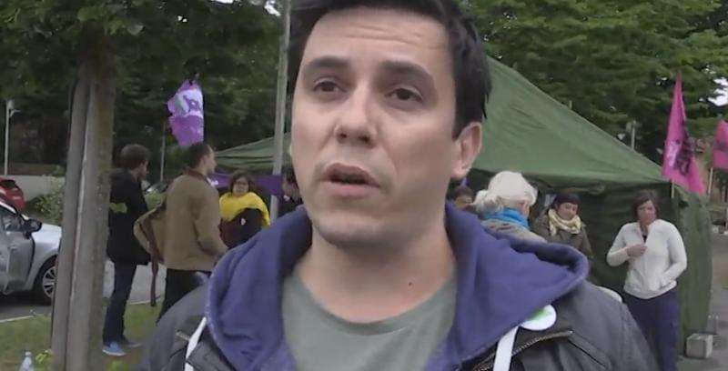 Toulouse. Piquet de grève illimitée à l'hôpital psychiatrique Marchant