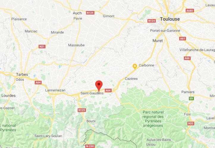 Un mort sur la ligne SNCF Tarbes Toulouse (1)