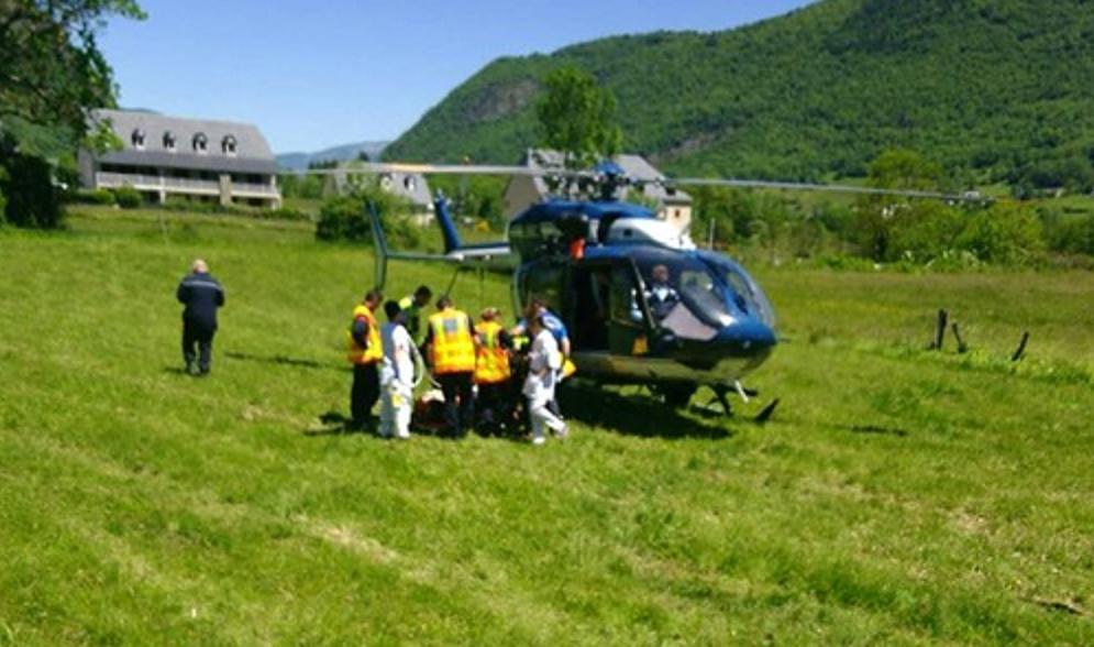 Pyrénées. 2 gendarmes de Lannemezan sauvent un cycliste en arrêt cardiaque
