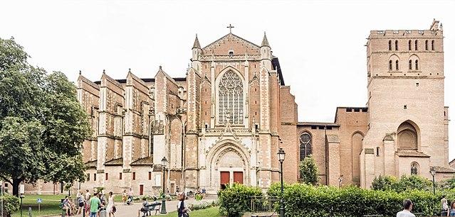 Et si la cathédrale Saint Etienne de Toulouse brûlait-min